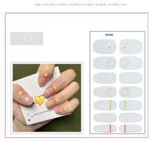 Load image into Gallery viewer, Gel Nail Polish Stickers- Unique Design