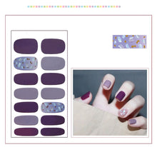 Load image into Gallery viewer, Gel Nail Polish Stickers - Color Variant