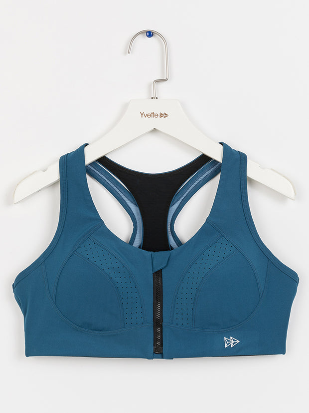 Yvette High Impact Support Sports Bra E100326A01