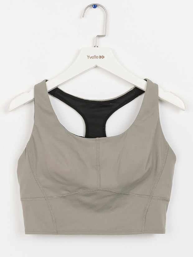 Yvette Light Impact Support Sports Bra S100271A03
