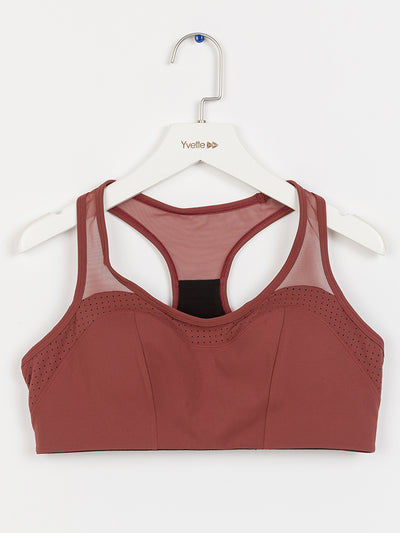 Yvette High Impact Support Sports Bra E100293B01