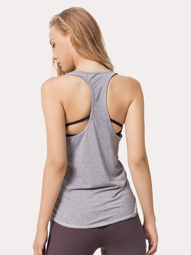 Factory Yvette Gym Vests for Womens AN0110007