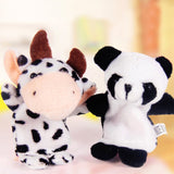 Cute Cartoon Animal Finger Puppet