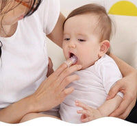 Soft Silicone Infant Toothbrush