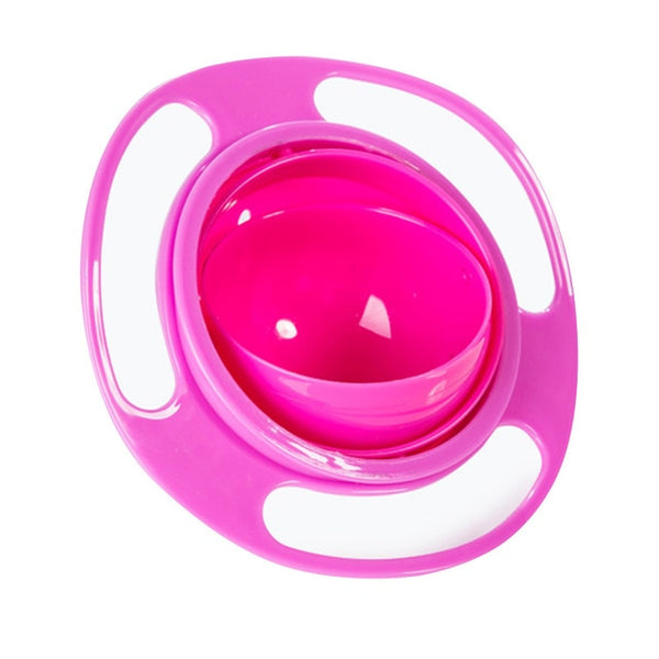 MyBabyTreats Spill-Proof Gyro-Bowl (BUY 2 GET 1 FREE)