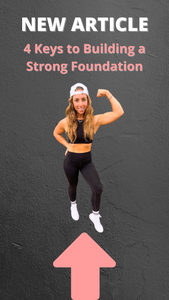 4 Keys to Building a Strong Foundation