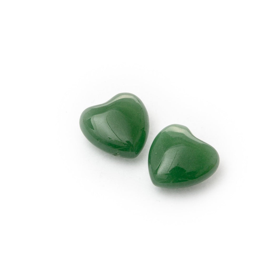 Aventurine Heart Small