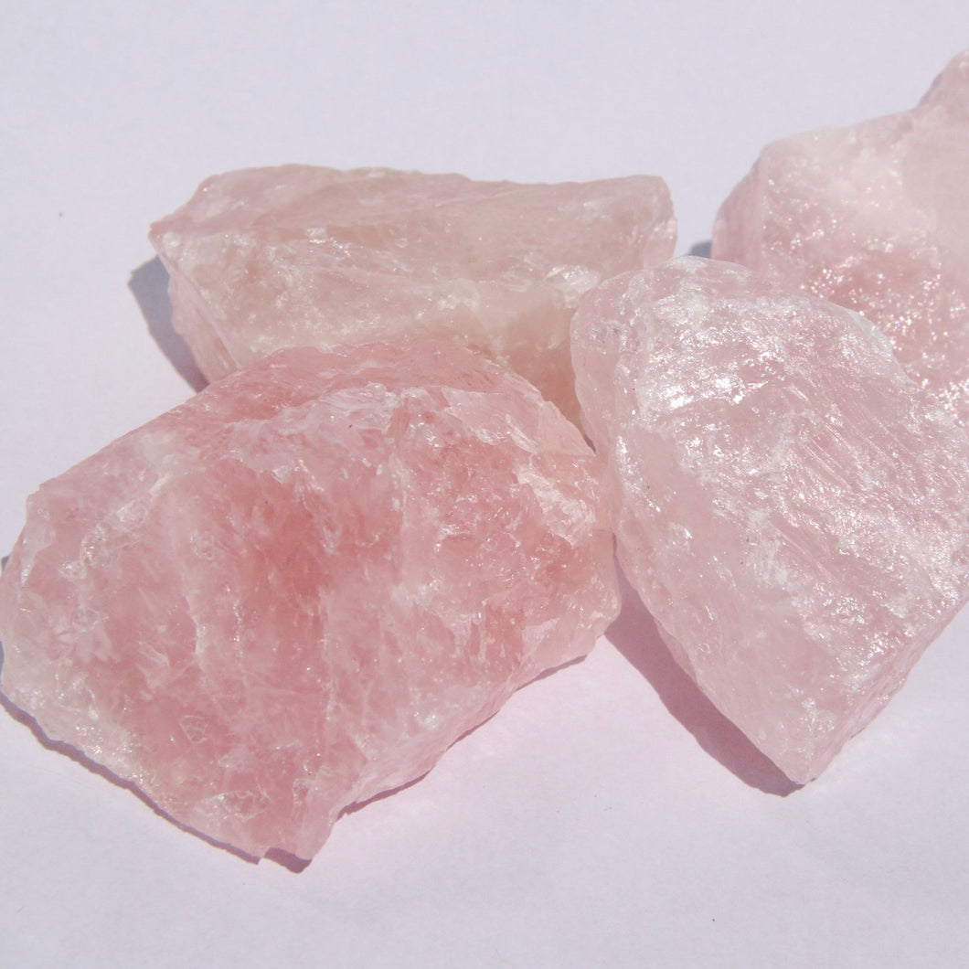 Rose Quartz Rough (small)