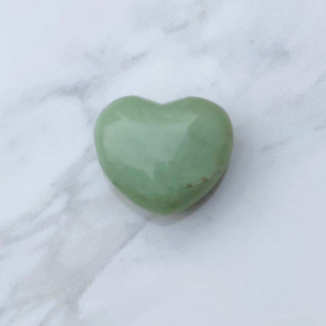 Aventurine Heart Medium (4-5cm)
