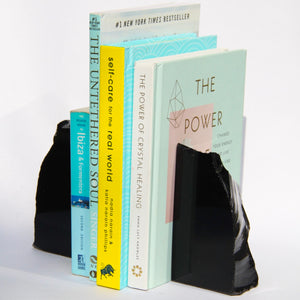 Obsidian Bookends