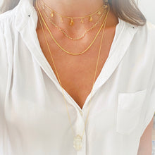 Load image into Gallery viewer, Sol Citrine Necklace