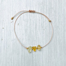 Load image into Gallery viewer, Soul Bracelet - Citrine