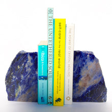 Load image into Gallery viewer, Sodalite Bookends