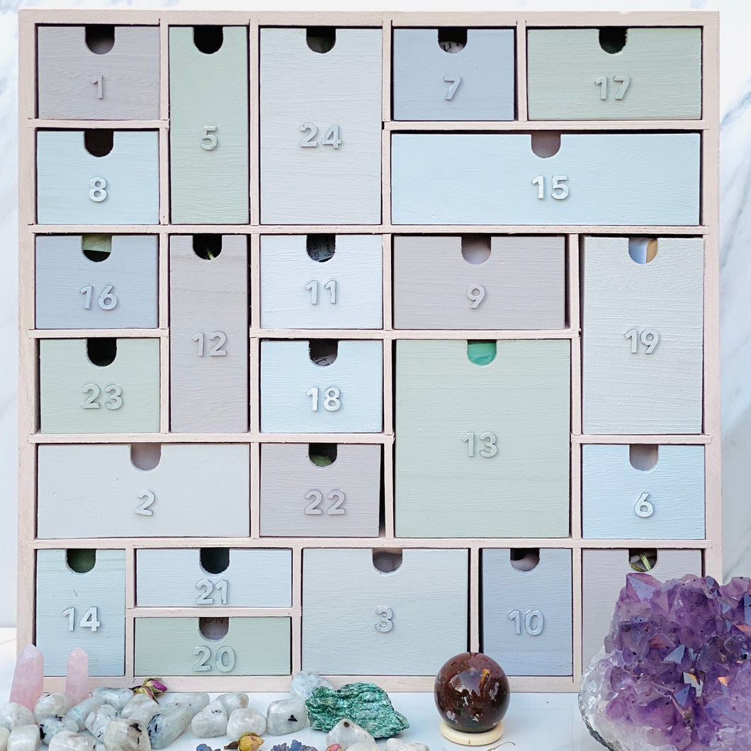 Luxury Crystal Advent Calendar
