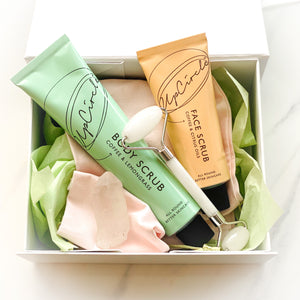 Face & Body Renew Gift Set (Citrus)