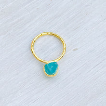 Load image into Gallery viewer, Apatite Ring (size 52/M)