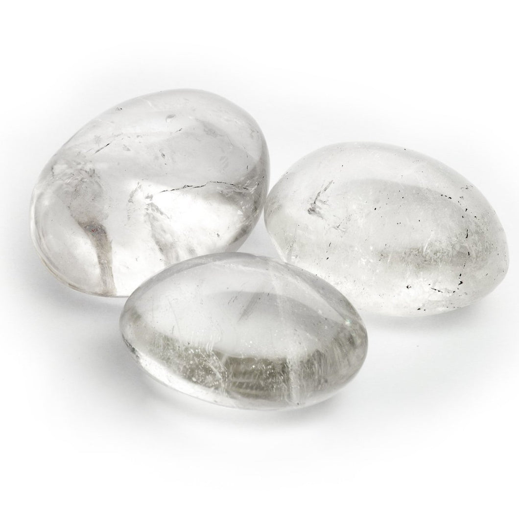 Quartz Pebble (4-6cm)
