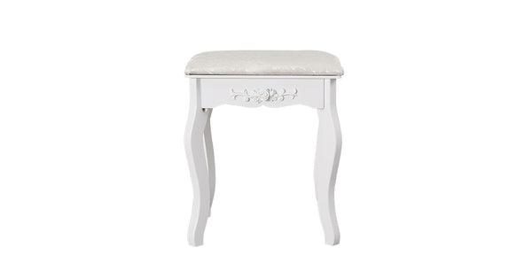 Dressing Table with Stool|74cm x 89cm x 39cm