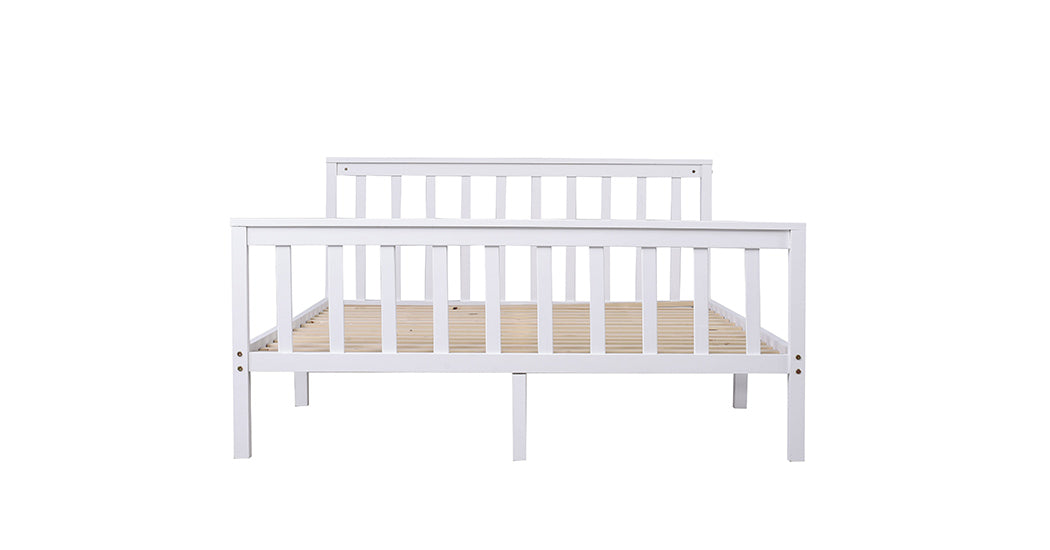 4FT6 Wooden Bed