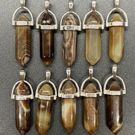 Pointed Pendants