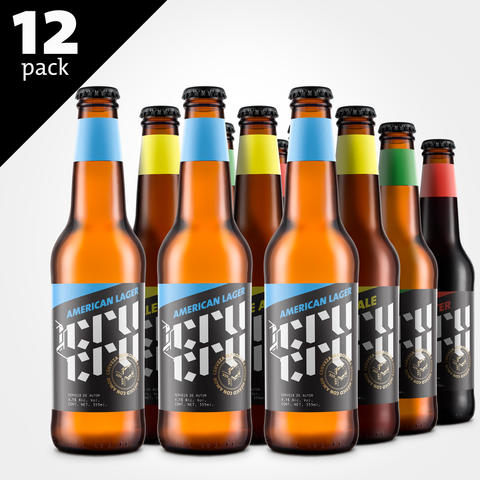 12 Pack Cru Cru Mixto