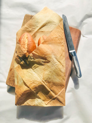 naturally dyed cotton beeswax wraps - earthen yourself