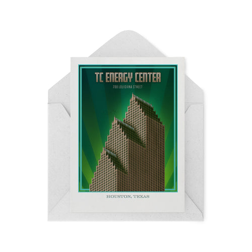 Houston Landmark Series - TC Energy Center