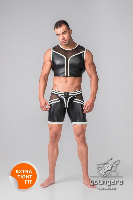 Maskulo Men's Crop Top