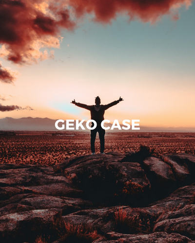 GEKO CASE - 9 Powerful affirmations to empower and Inspire you!