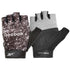 Womens' Fitness Gloves - Black & White