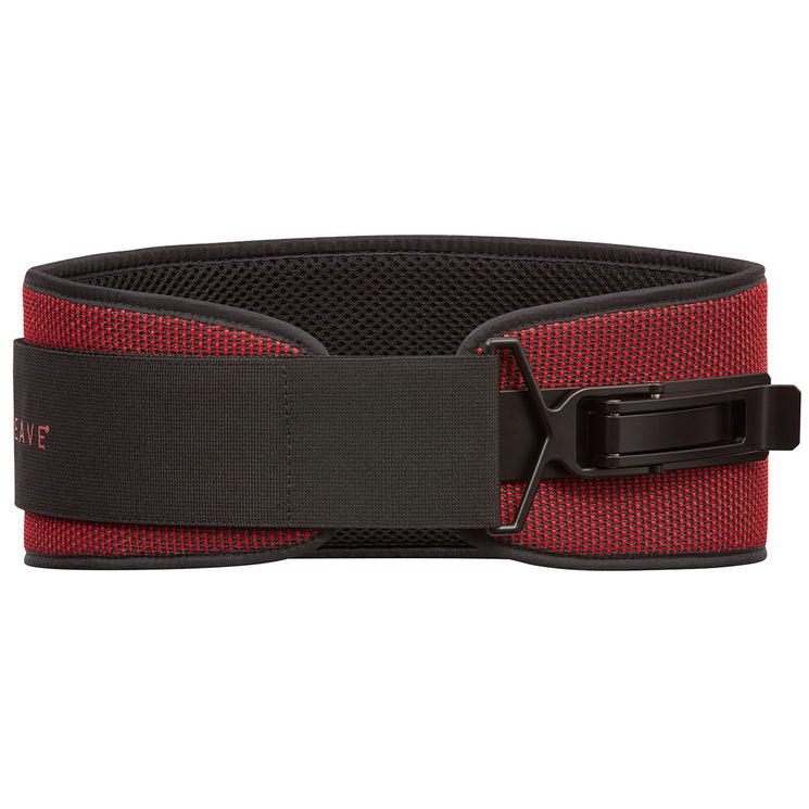 Flexweave Powerlifting Belt - Red