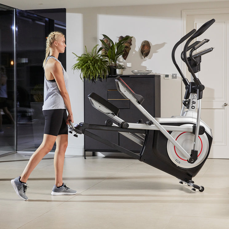 SL8.0 Quad-Level Elliptical Cross Trainer