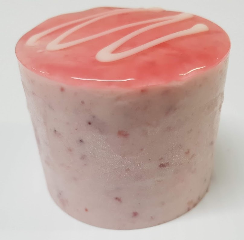 2.5 inch Strawberry Mousse