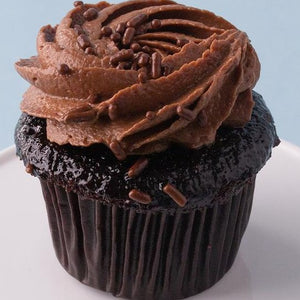 Cupcake Chocolate/1 Dozen