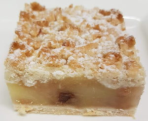 "2.5"" Square Apple Crumble"