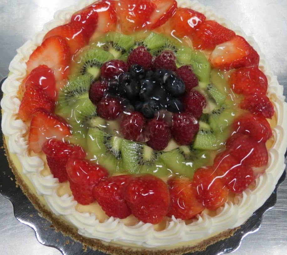 Cheese Cake Fruit