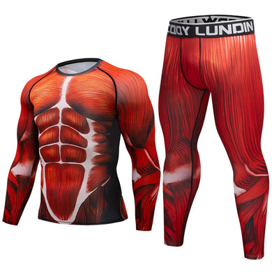 Workout Fitness Training Tracksuit