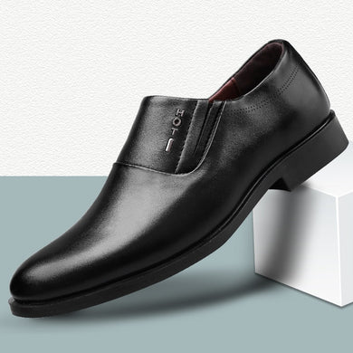 Men Dress Genuine Leather Shoes