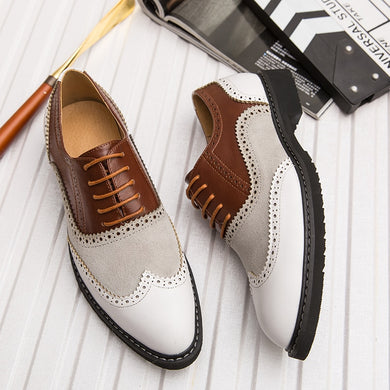 Slip On Office Oxford Shoes For Men