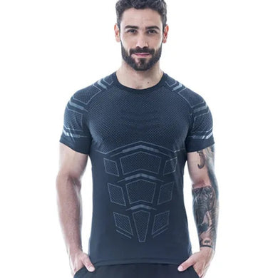 Tight Quick Dry T-shirt For Men