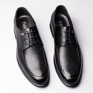Gentleman Suit Footwear