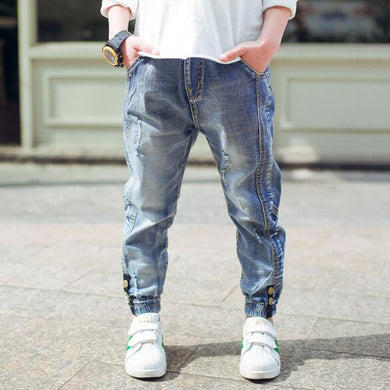 Children Jeans Boys Clothing