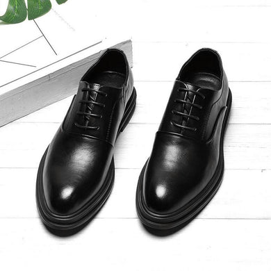 Lace-Up Men's Formal Shoes