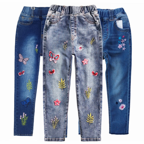 Chumhey Girls Jeans