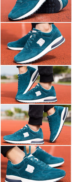 2020 New Style Trendy Suede Sneakers