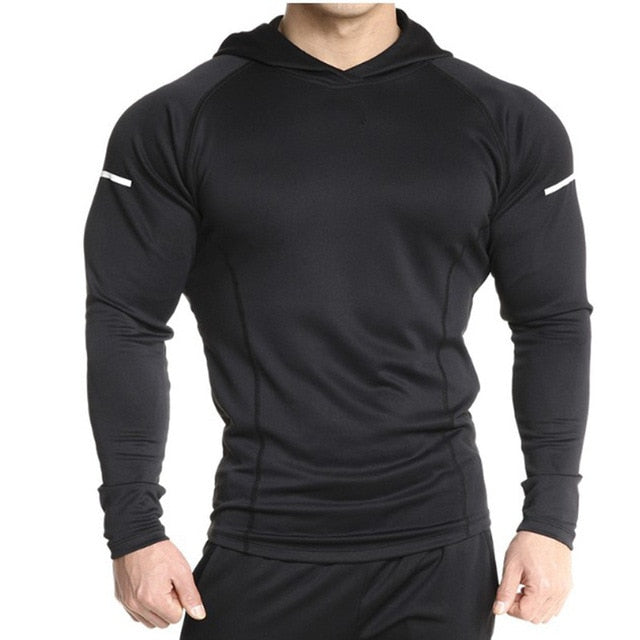 Mens zipper Hoodies Brand top coat