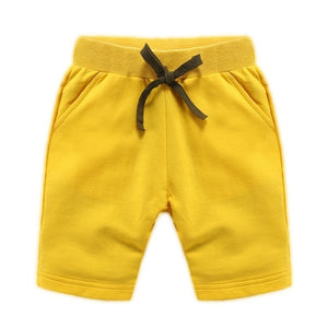 Children Shorts Cotton Trousers Boy & girl