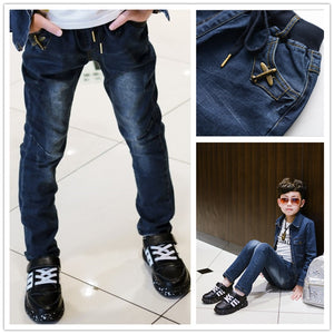 Boys Autumn Kids Jeans
