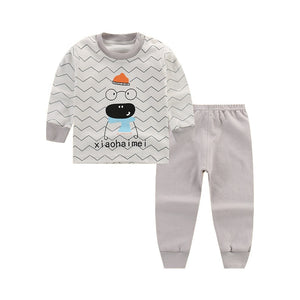 Warm Baby Boys & Girls Clothing Set Winter Cotton