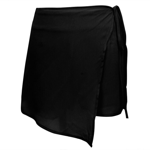 Ladys Women Sexy Hot Shorts Skirts Summer Casual Solid High Waist Shorts Skirts